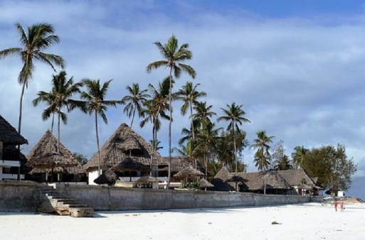 playas Zanzibar